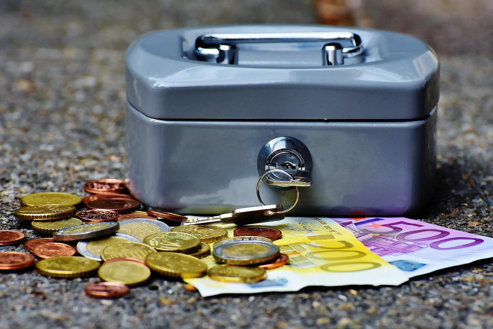 Guter Vorsatz: Mehr Geld einnehmen
