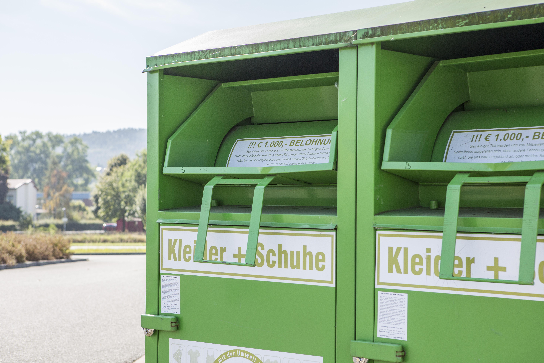 Container von Eurocycle: Eine saubere Sache