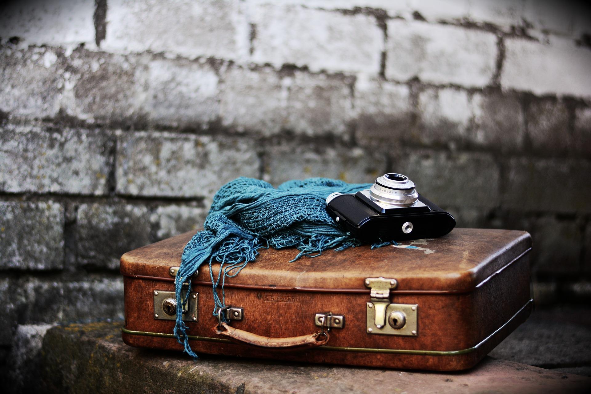 Ich packe meinen Koffer  – aber wie?