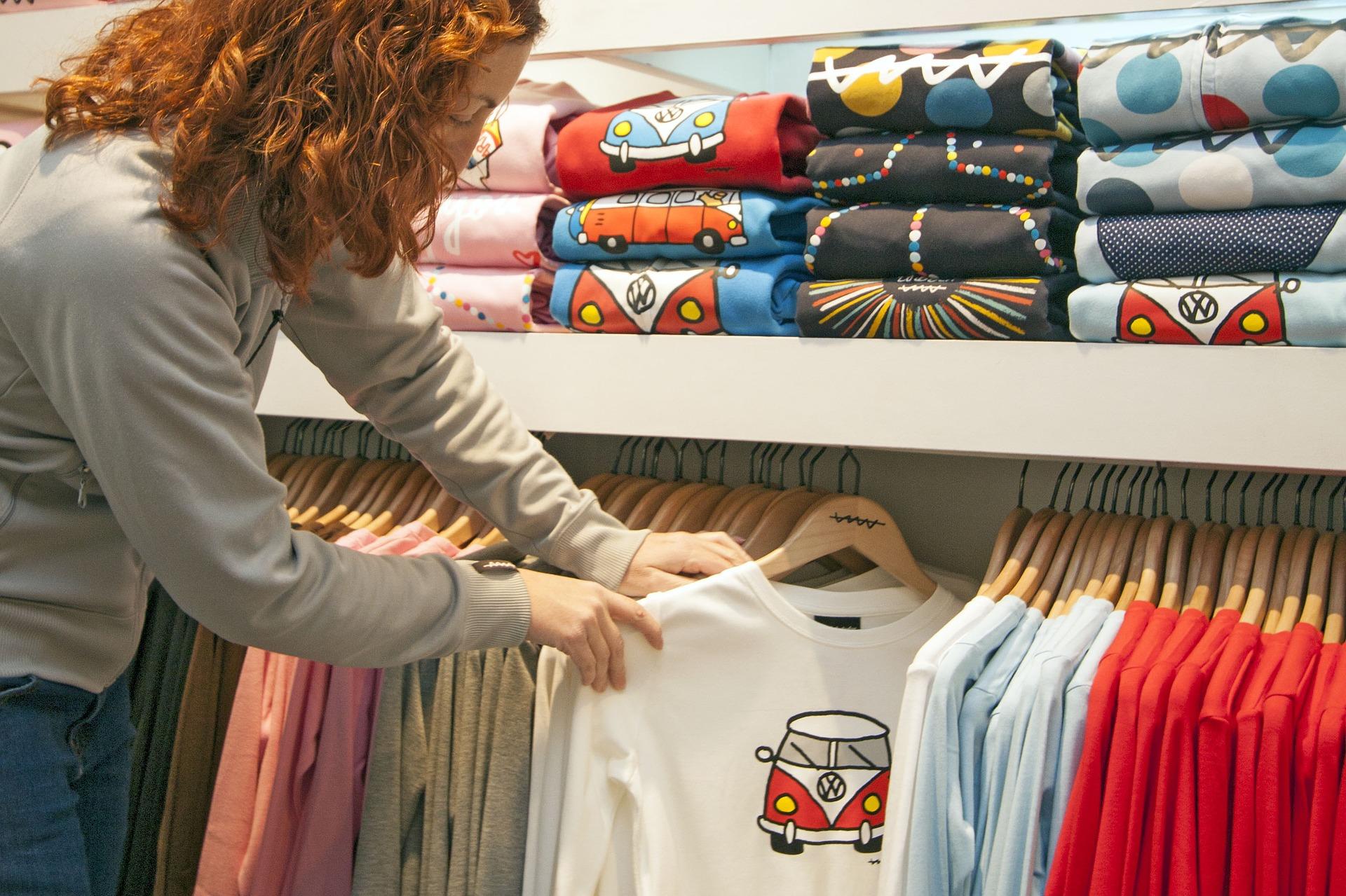 Kleidungskauf: Was Kunden wichtig ist