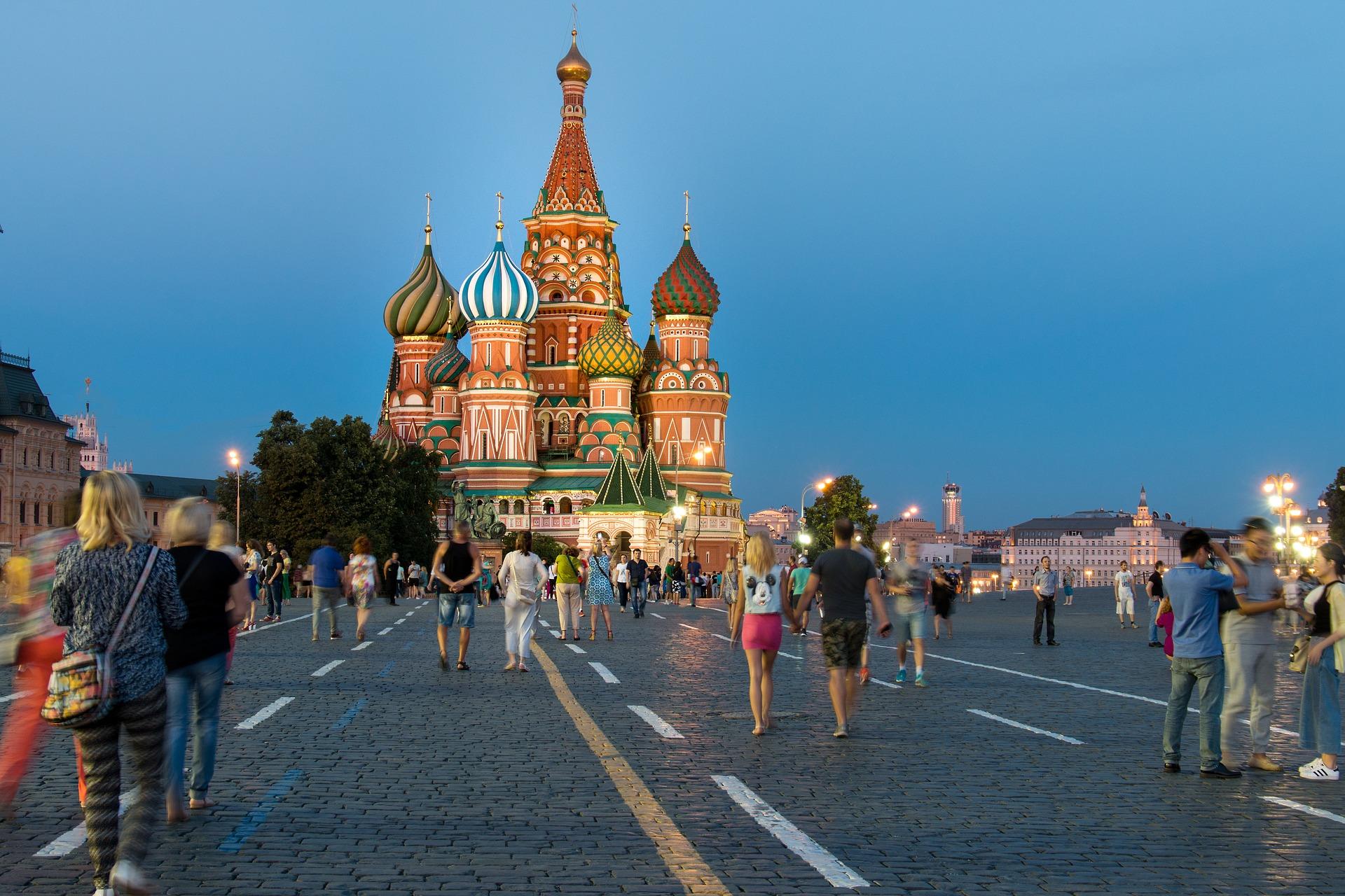 Noch nicht weltmeisterlich: Recycling in Russland